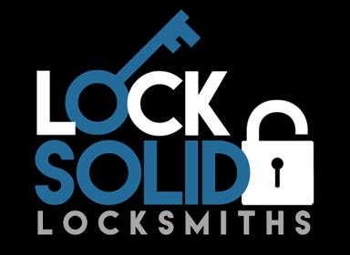 The Lock Solid Locksmiths in Norwich brand identity