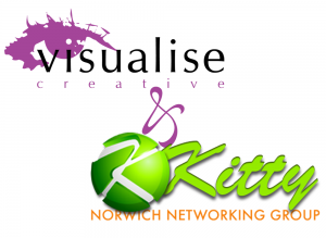 Visualise Creative and The Norwich Kitty Networking Group join forces.